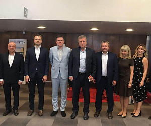 Igor Vasiliev presented to the leadership of the Lyon Metropolis the potential of the Kirov region in biopharmaceuticals