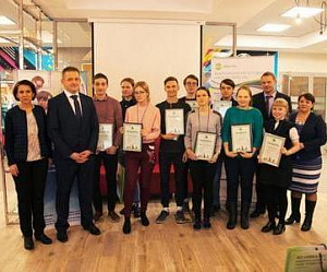Biotechnologists of VyatSU together with its business partner AVVA RUS are holding a unique Olympiad for high school students in the city of Kirov and the Kirov region